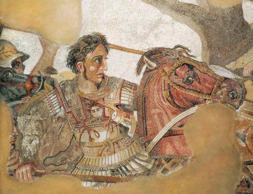 """Las enseñanzas del """"más allá"""" de Alejandro Magno"""